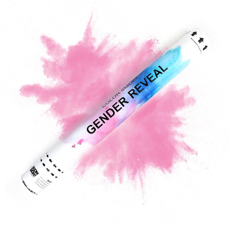 gender reveal rook roze