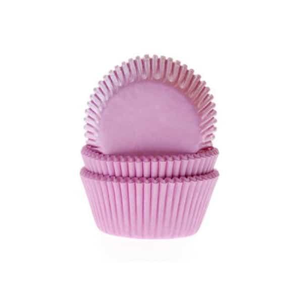 cupcake vormpjes roze