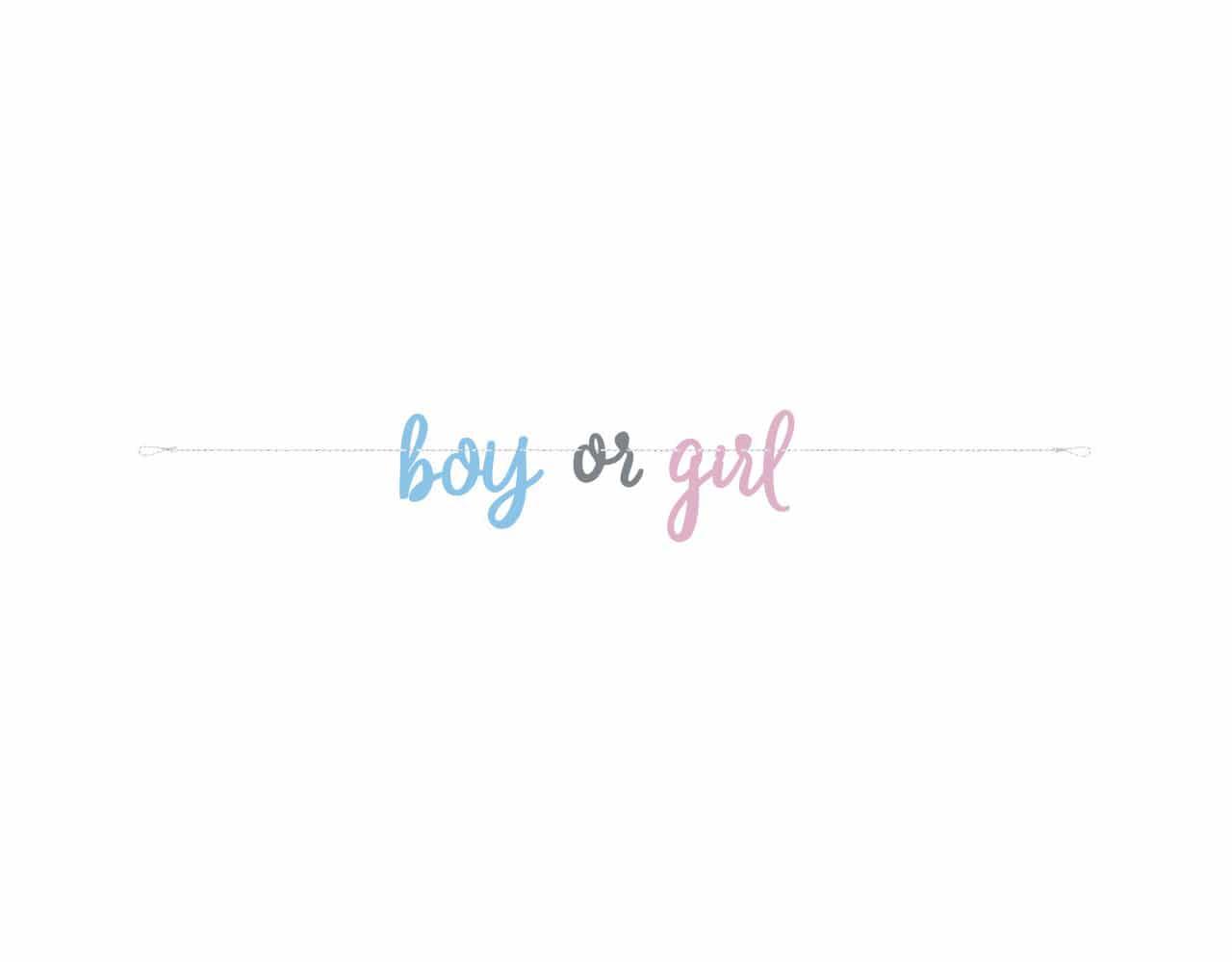 boy or girl slinger